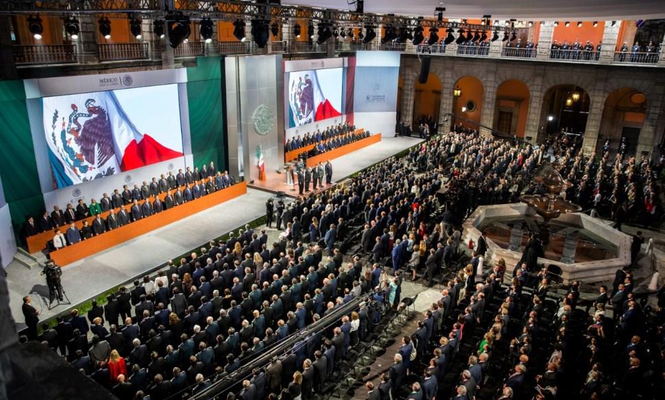 Peña Nieto rinde su último informe, con sabor a despedida 2