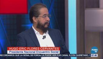 Eric Flores Movimiento interno provoco retiro de diputados