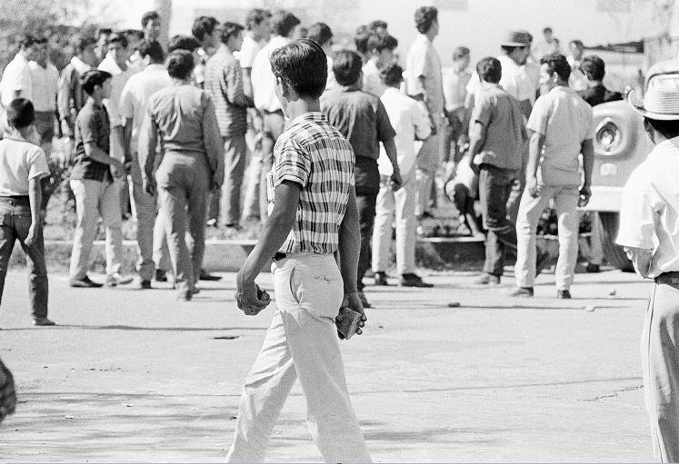 México y el crecimiento económico en 1968