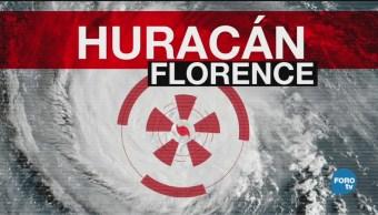 Estados Unidos se prepara para llegada del huracán Florence