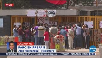 Estudiantes toman instalaciones de la Universidad Autónoma de Chapingo