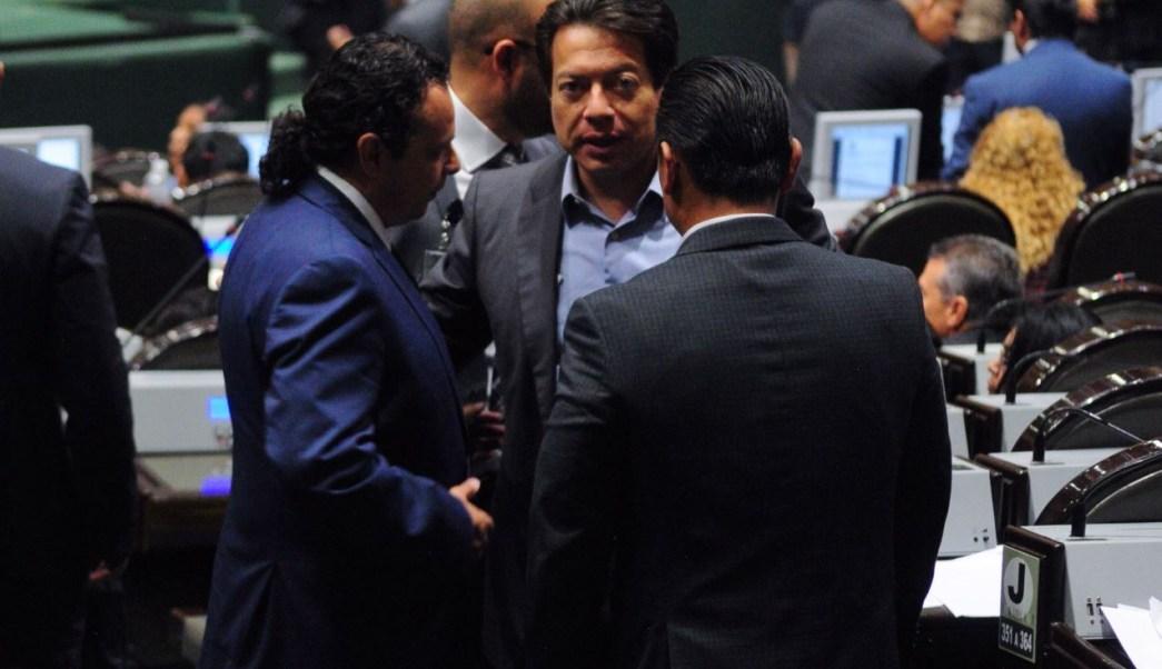 Expresidentes de México perderán pensión: Mario Delgado