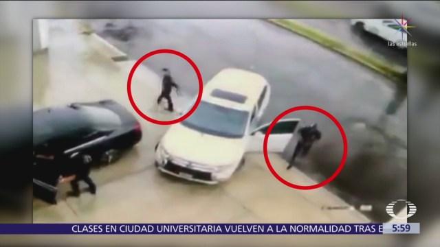 Falsos agentes secuestran a mujer en Tepic, Nayarit