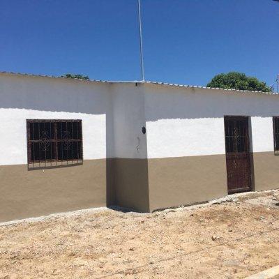 Familias en Tonalá, Chiapas, reconstruyen viviendas tras sismo del 7 septiembre