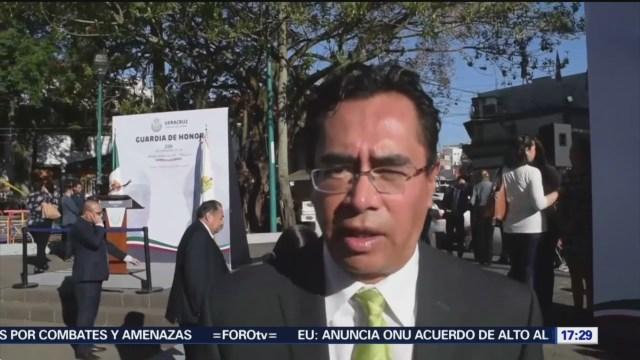 Familias Veracruzanas Reunirán Estados Unidos