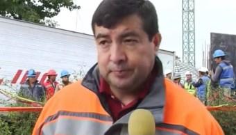 Socavón en Oceanía ocasiona suspender obra en construcción