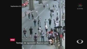 Fiscalía Nuevo León Identifica Agresores Clásico Regio