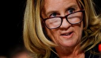 Así fue la declaración de Christine Blasey Ford contra Brett Kavanaugh
