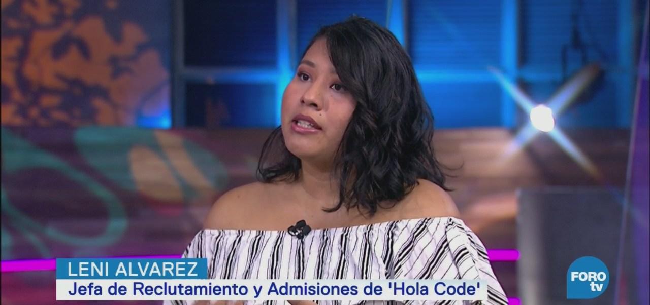 Holacode Escuela Intensiva Programación Jóvenes Migrantes