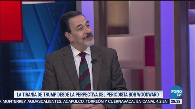 Francisco Gil Villegas analiza el libro Miedo Trump