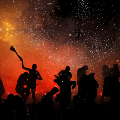 Accidentes con pólvora aumentan en México durante fiestas patrias