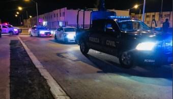 Aseguran armas y drogas en Guadalupe, Nuevo León