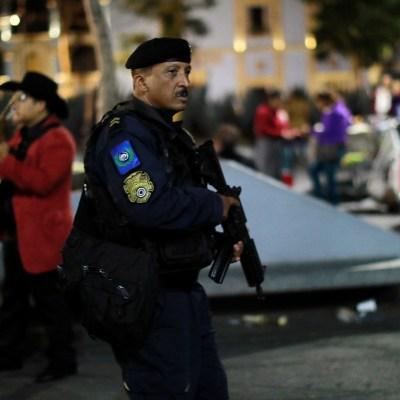 Balacera en Garibaldi deja al menos 3 muertos y 7 heridos