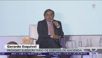Gerardo Esquivel afirma que presupuesto 2019 Responsable