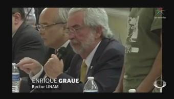 Graue acude al diálogo en el CCH Azcapotzalco
