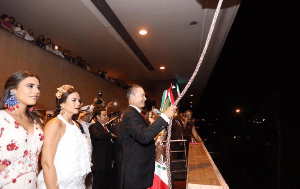 Sinaloa celebra el Grito de Independencia sin incidentes