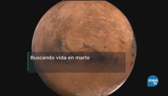 Hallazgos Materia Orgánica Marte Otros Planetas