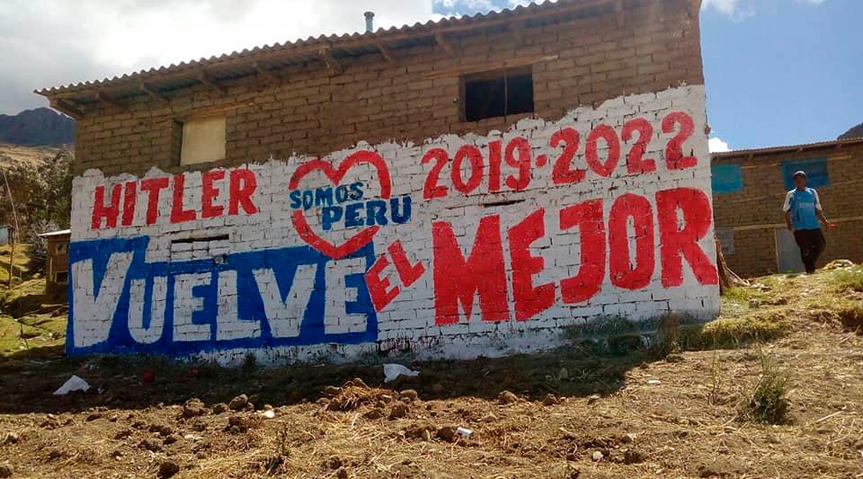 Perú: Lenin quiso impedir candidatura de Hitler el bueno