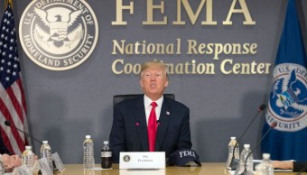 Huracán Florence: Estados Unidos pasa fondos de FEMA a ICE
