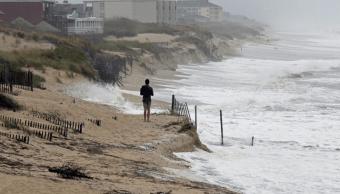 Vientos de Florence comienzan a azotar Carolina del Norte