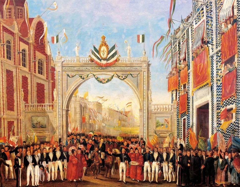 independencia de mexico, mujeres, romanticismo