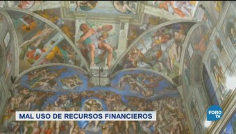 Investigan Posible Malversación Coro Capilla Sixtina Italia