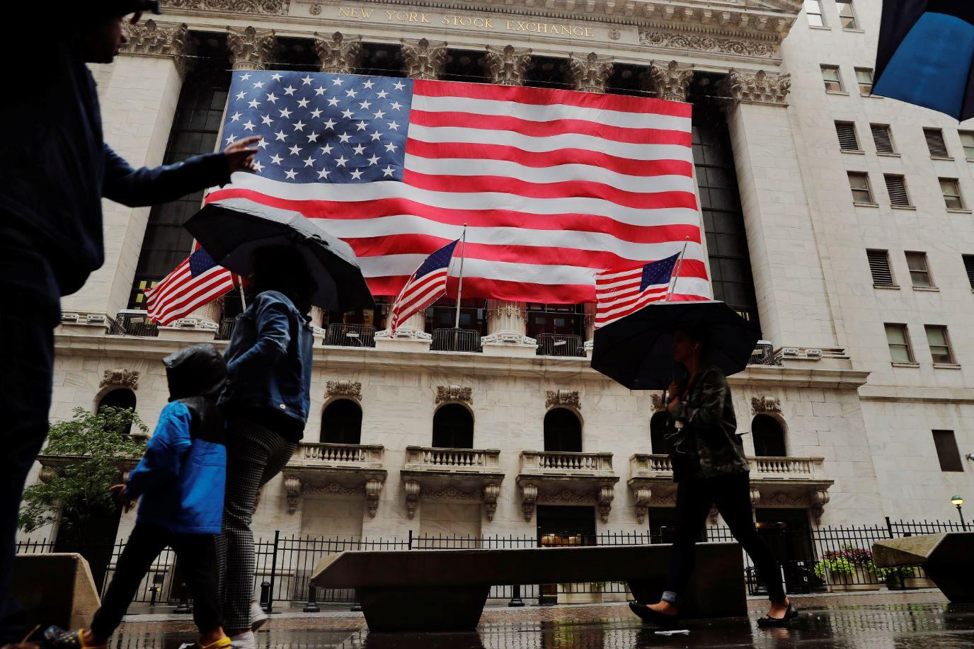 Dow Jones alcanza nuevo máximo histórico en Wall Street