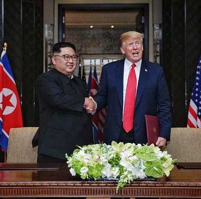 Kim Jong-un solicitó segundo encuentro con Trump: Casa Blanca