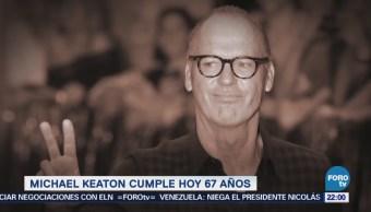 La Efeméride En Una Hora Michael Keaton