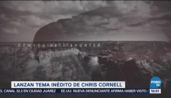 Lanzan tema inédito de Chris Cornell