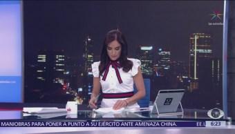 Las noticias, con Danielle Dithurbide: Programa del 11 de septiembre del 2018