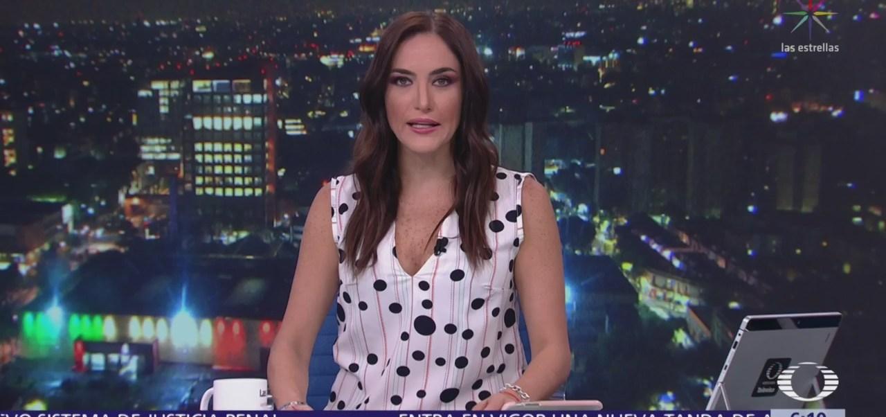 Las noticias con Danielle Dithurbide Programa 24 septiembre
