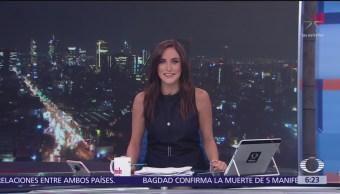 Las noticias, con Danielle Dithurbide: Programa del 5 de septiembre del 2018