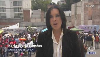 Las Noticias, con Karla Iberia: Programa del 19 de septiembre de 2018