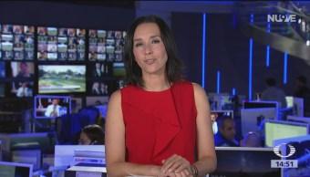 Las Noticias, con Karla Iberia Programa del 25 septiembre