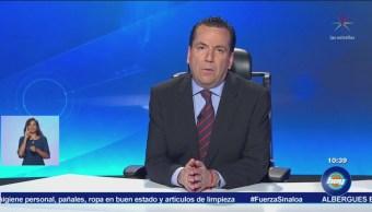 Las noticias con Lalo Salazar en Hoy del 21 de septiembre