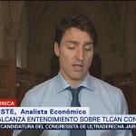 Buena Noticia Acuerdo Alcanzado Durante Negociaciones Tlcan José Yuste