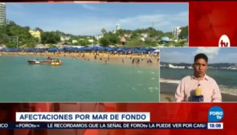 Mar De Fondo Acapulco Fiestas Patrias Guerrero Actividades Náuticas