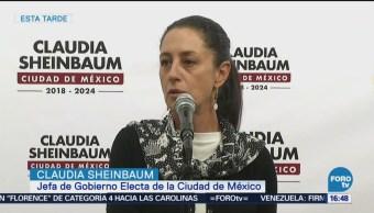 Sheinbaum Niega Relación Alguna Conflicto De La Unam