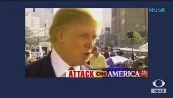 Palabras Trump Después Atentados 9/11