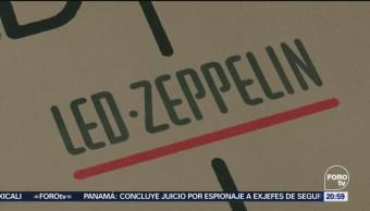 Led Zeppelin Cumple 50 Años Dinamarca 7 De Septiembre De 1968 Primer Concierto