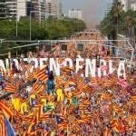 Cataluña: Miles de manifestantes exigen la independencia