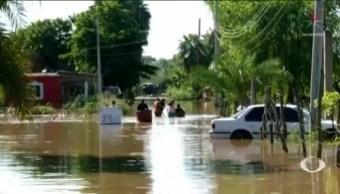 Lluvias Dan Tregua Sinaloa Culiacán Los Mochis