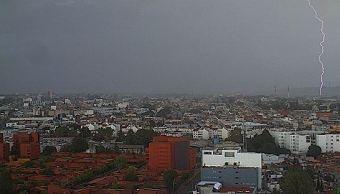Zona de inestabilidad provocará lluvias