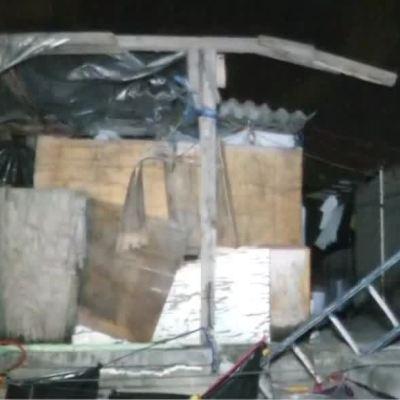 Abandonan a un recién nacido en la azotea de una casa en CDMX