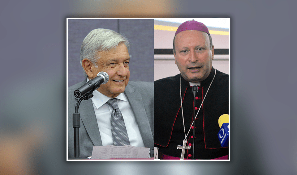 López Obrador se reunirá con nuncio Franco Coppola