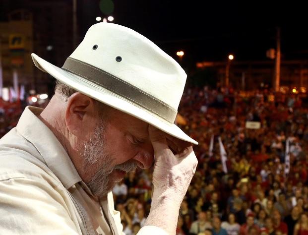 Lula queda fuera como candidato presidencial en Brasil