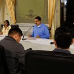Venezuela: Maduro ordena puente aéreo para retorno migrantes