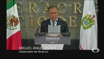 Miguel Ángel Yunes Critica Sentencia Javier Duarte