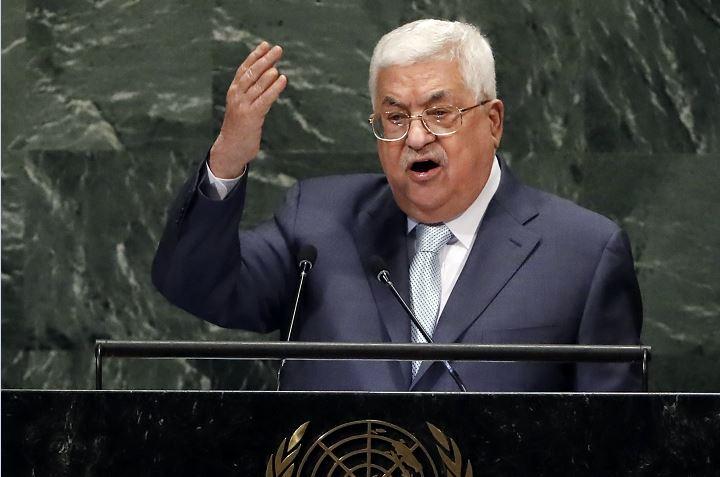 'Jerusalén no está en venta', asegura Abbas ante la ONU